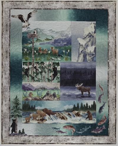 High Hopes Pattern McKenna Ryan~Heaven /& Nature Sing~Block 4