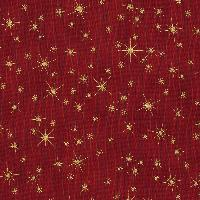 Christmas Wonders 4596 409 Red/Gold